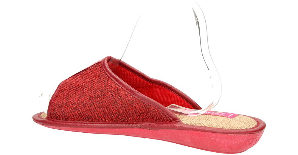 OBUWIE CASU DOMOWE DF-G13 kolor czerwony