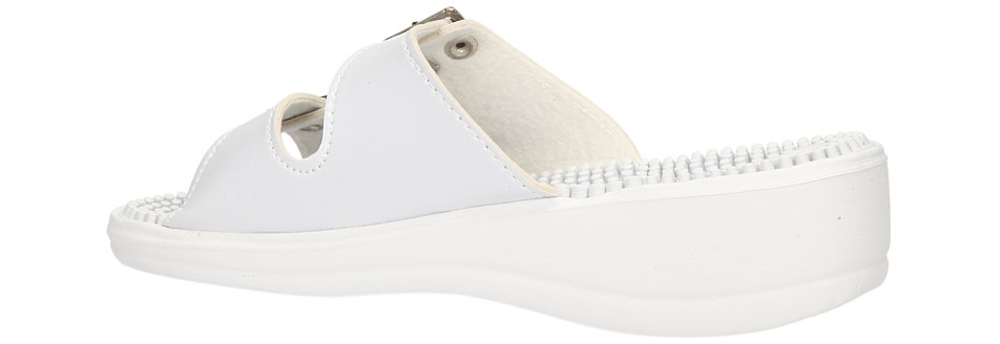 KLAPKI CASU 8826-2A kolor biały