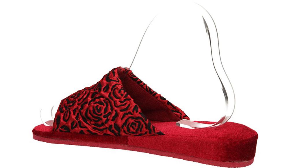 OBUWIE CASU DOMOWE QD-8 ( kolor czerwony