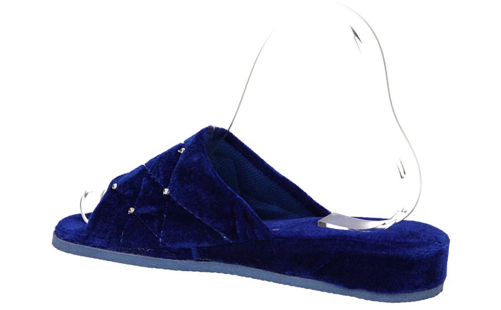 OBUWIE CASU DOMOWE QD-3 ( kolor ciemny niebieski