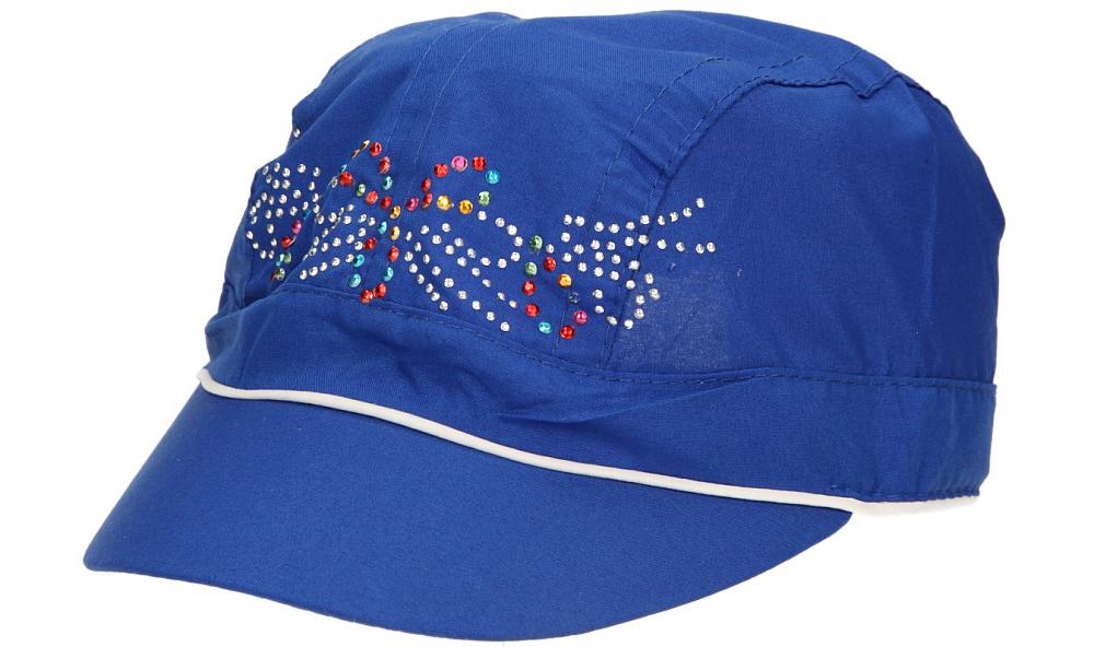 Dziecięce CZAPKA H-A2-1 niebieski;;