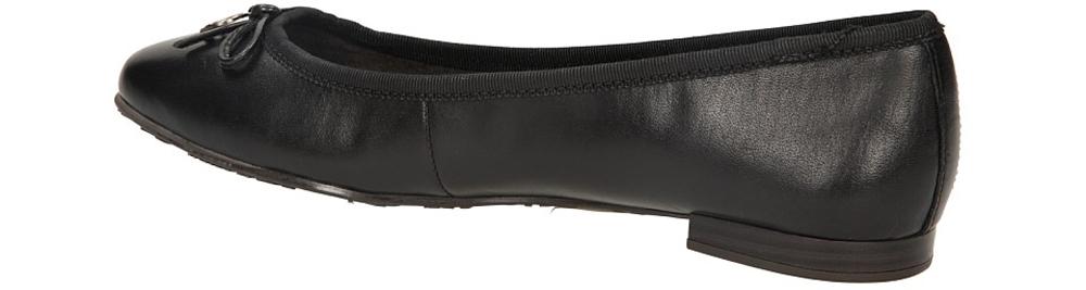 BALERINY S.OLIVER 5-22102 kolor czarny