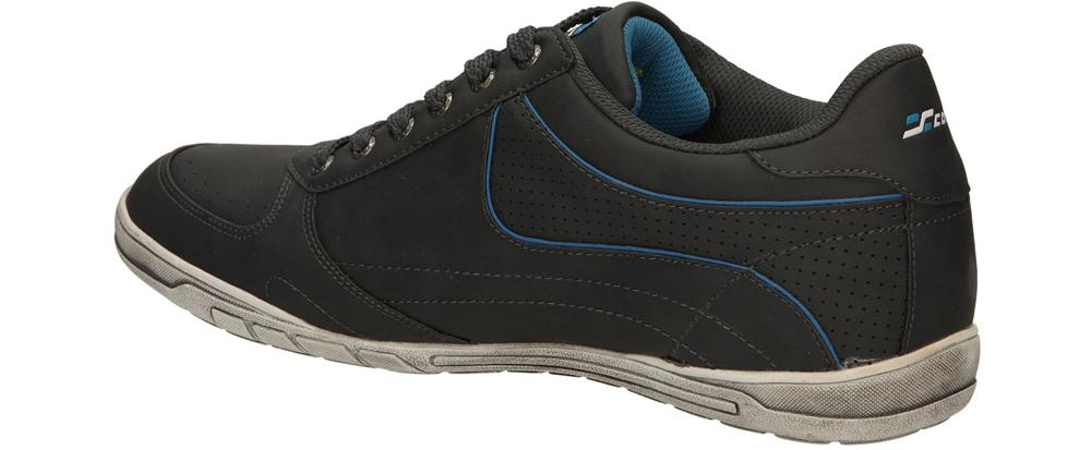 SPORTOWE CASU EXC6334 kolor ciemny szary, niebieski
