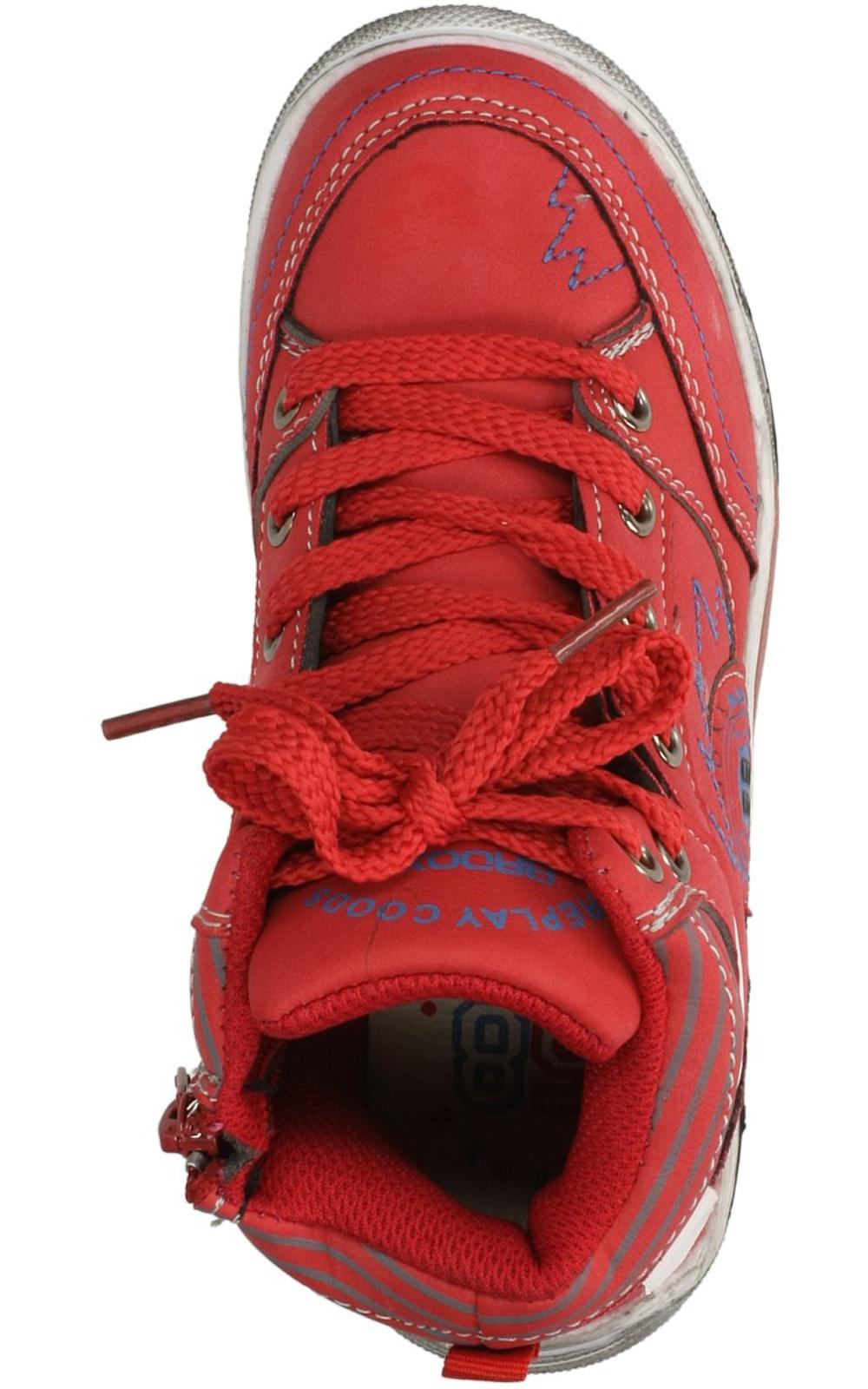 Dziecięce SPORTOWE 5XC6525 czerwony;niebieski;