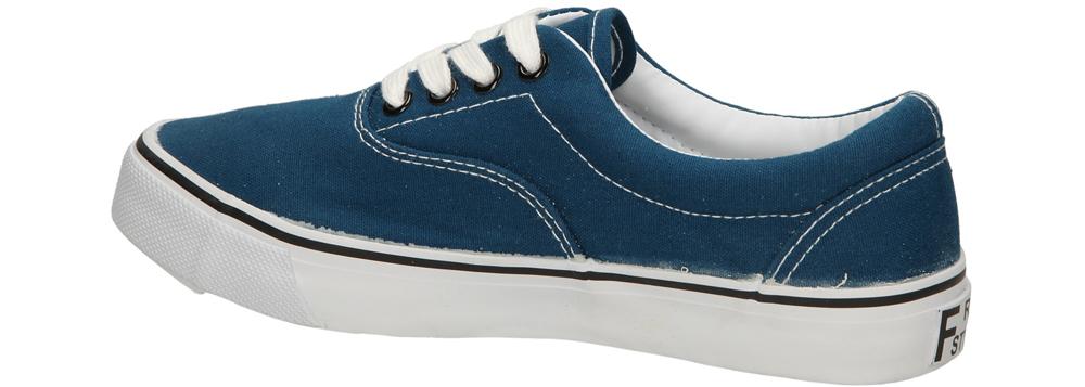 TRAMPKI CASU 412-13 kolor niebieski