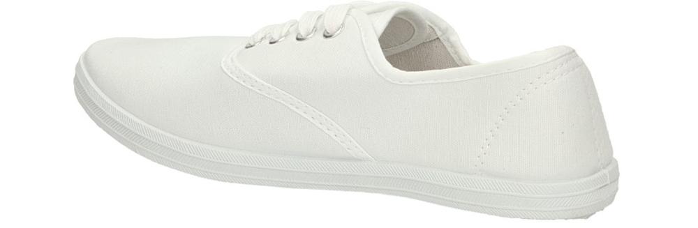 TENISÓWKI CASU 9801 kolor biały