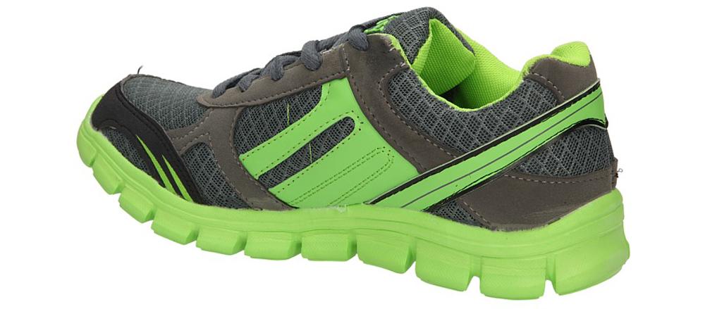 SPORTOWE W-10 kolor czarny, zielony