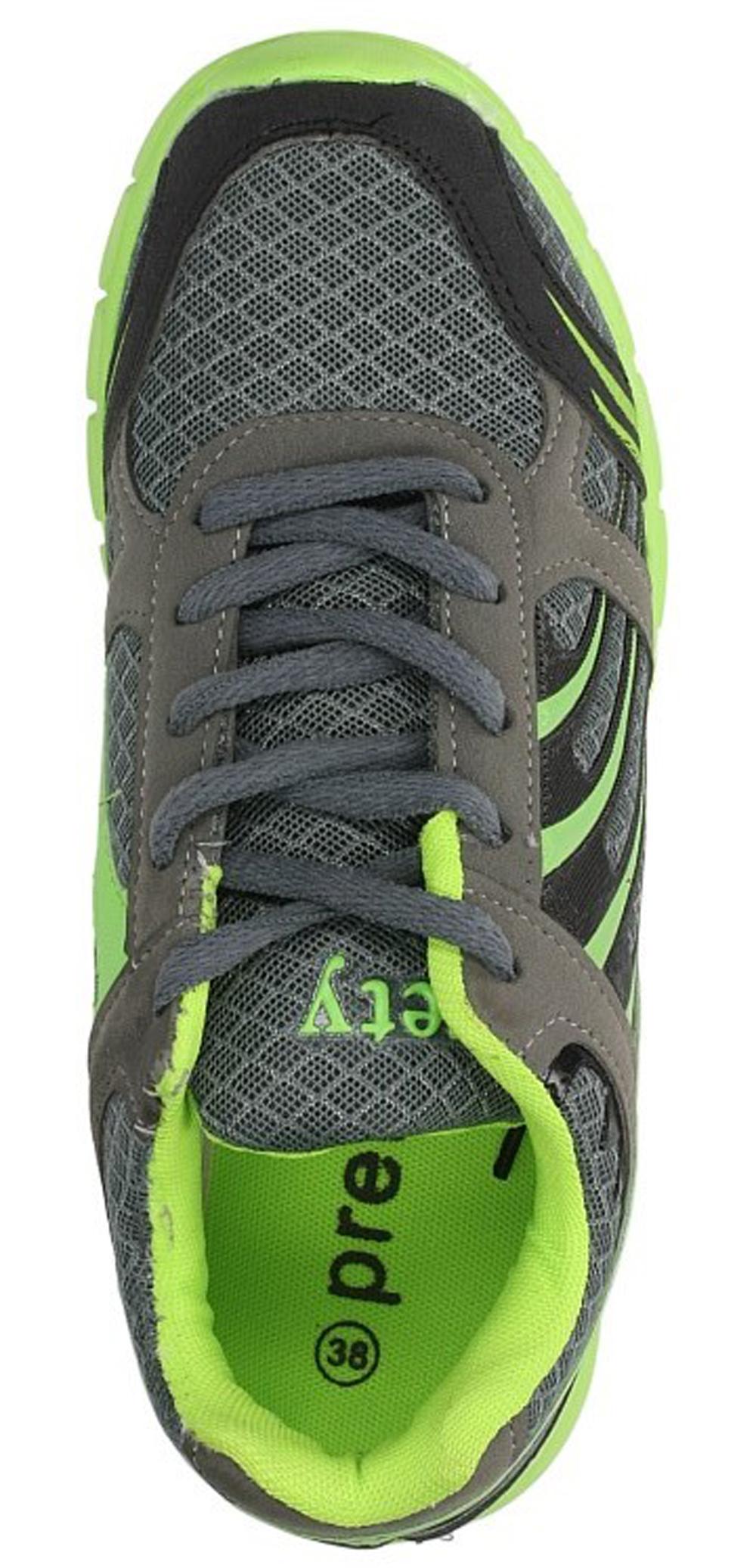 Męskie SPORTOWE W-10 czarny;zielony;