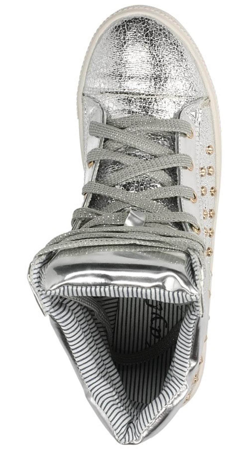TRAMKI CASU AB923 kolor srebrny