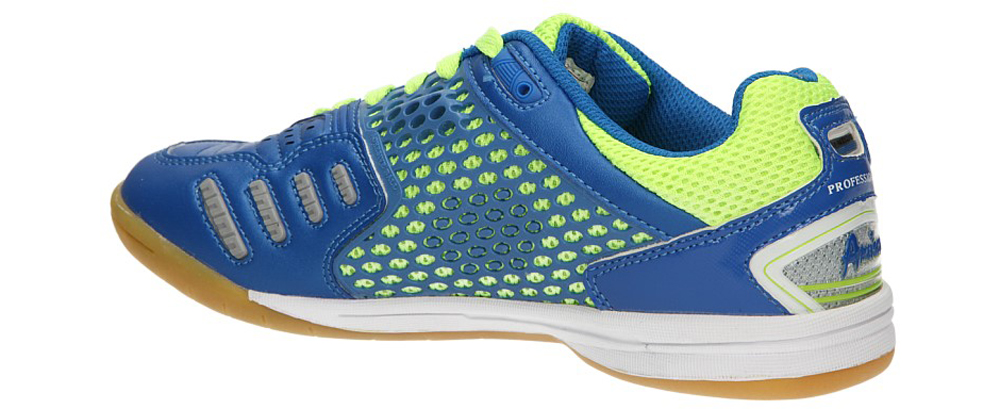 SPORTOWE AMERICAN OGLE-S12349 kolor ciemny niebieski, limonkowy, niebieski