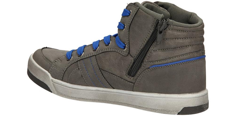 SPORTOWE 5XC6523 kolor ciemny szary, niebieski