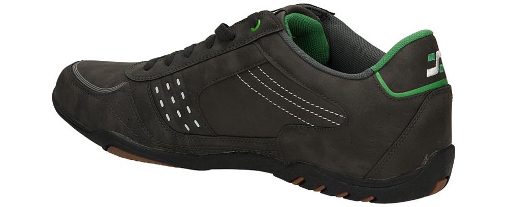 SPORTOWE CASU EXC9851 kolor ciemny szary, zielony