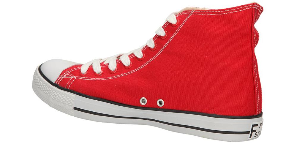 TRAMPKI CASU 4266-2 kolor czerwony