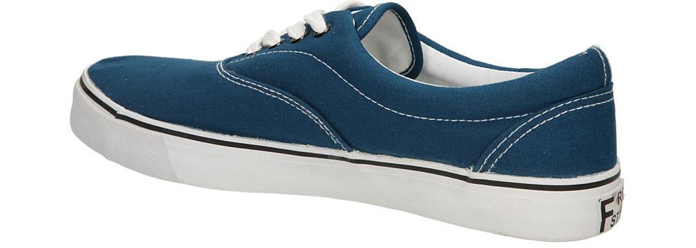 Męskie TRAMPKI CASU 412-13 niebieski;;