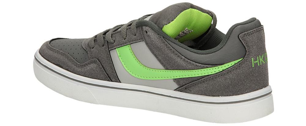 SPORTOWE CASU 7ACH-34167 kolor ciemny szary, zielony