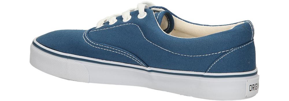Damskie TRAMPKI CASU 7V-JM82999 niebieski;biały;
