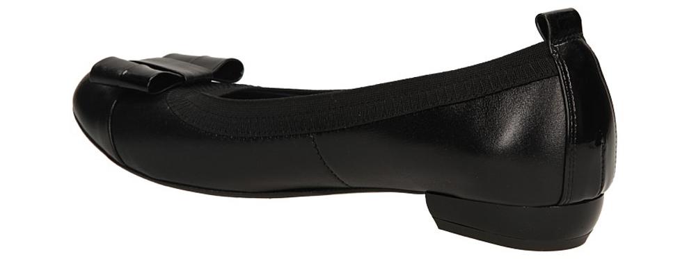 BALERINY CASU 213 kolor czarny