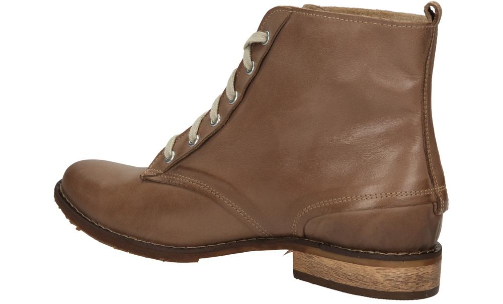 BOTKI CASU 102 kolor cappucino