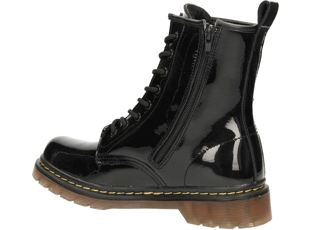 TRZEWIKI MCKEY R13-D-GL-03 kolor czarny