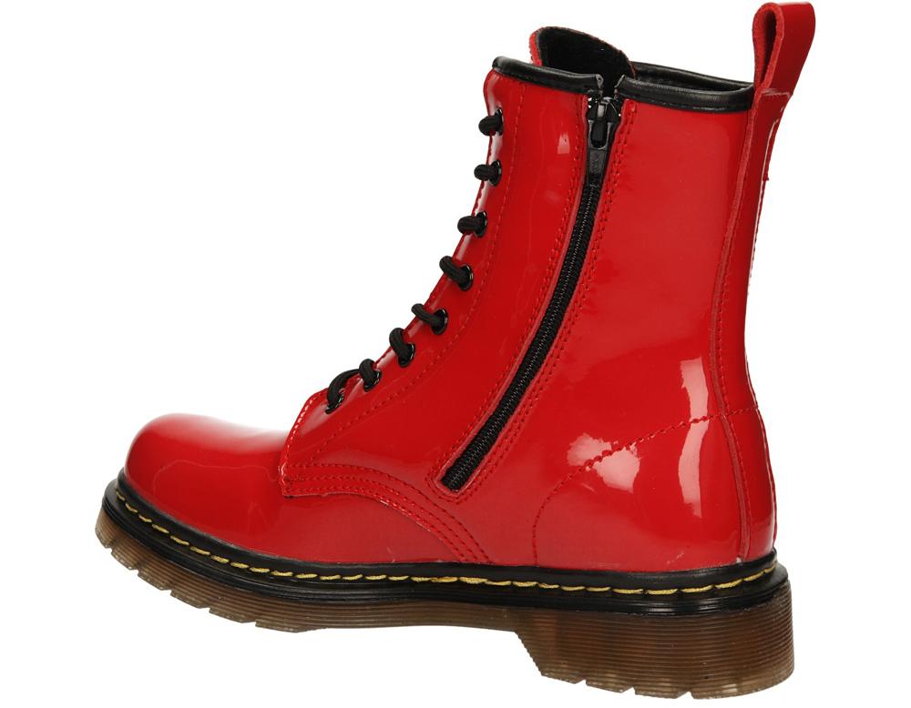 TRZEWIKI MCKEY R13-D-GL-03 kolor czerwony