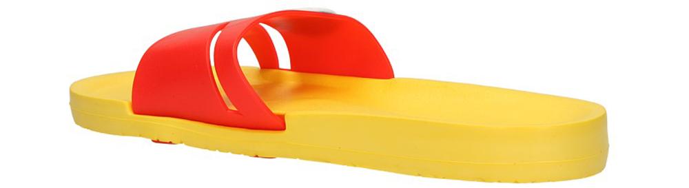 Damskie KLAPKI CASU 213-2 żółty;;