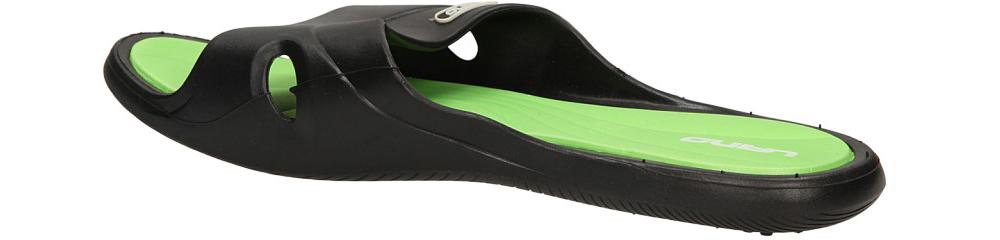 KLAPKI CASU 3060 kolor czarny, zielony