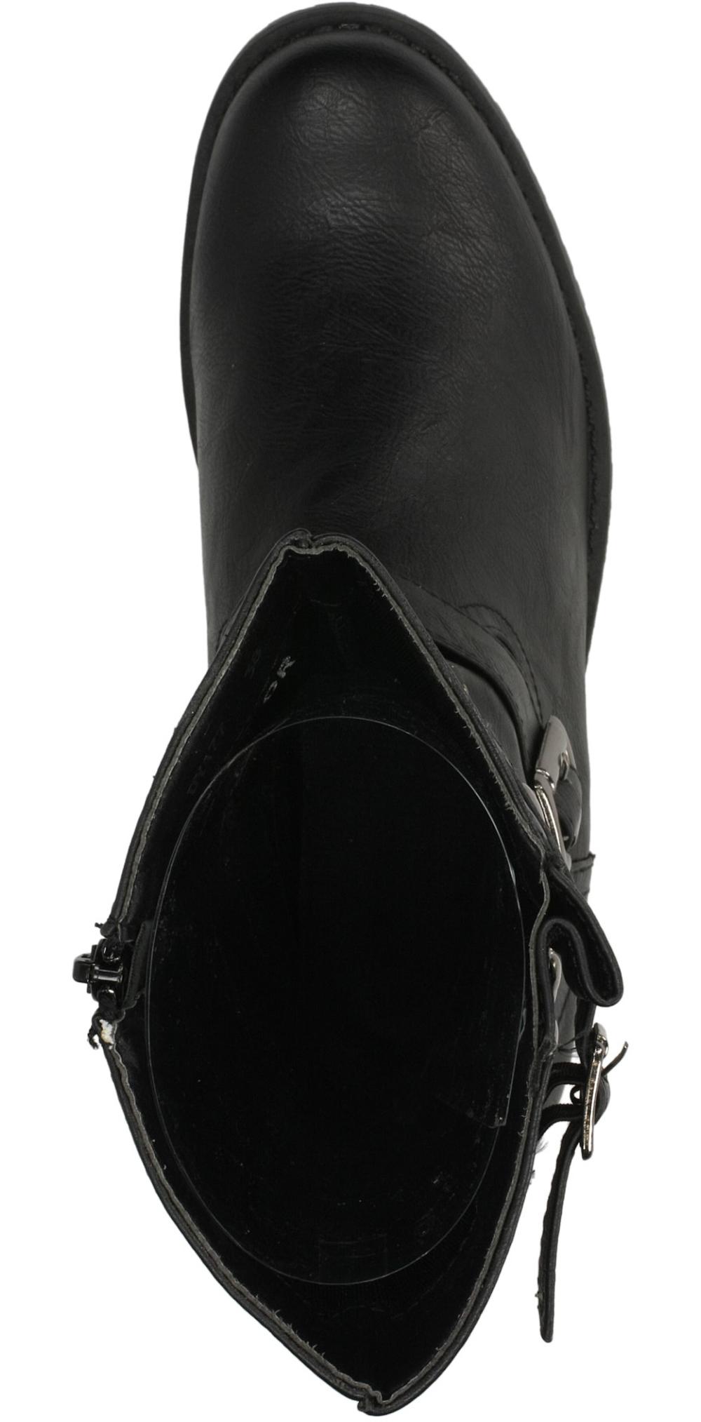 BOTKI CASU DY177 kolor czarny