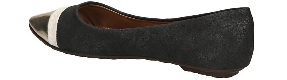BALERINY S.BARSKI 55315 kolor czarny