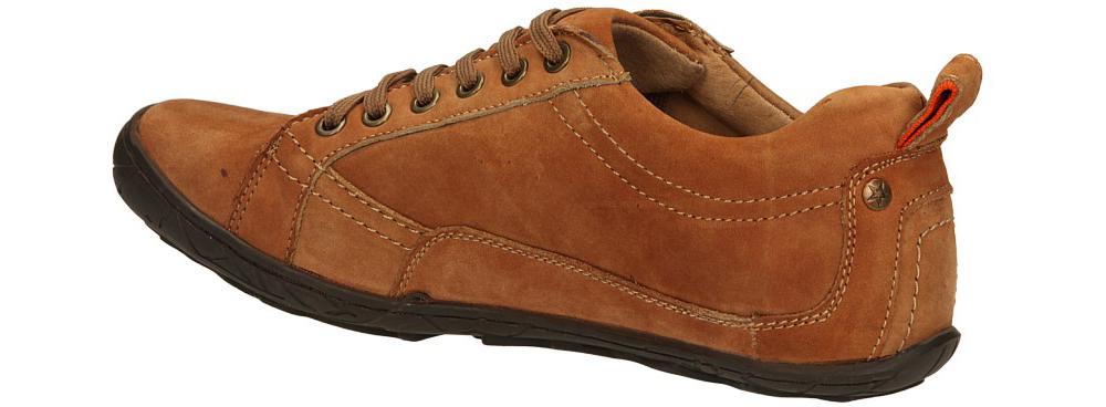 PÓŁBUTY CASU MXC6350L kolor brązowy