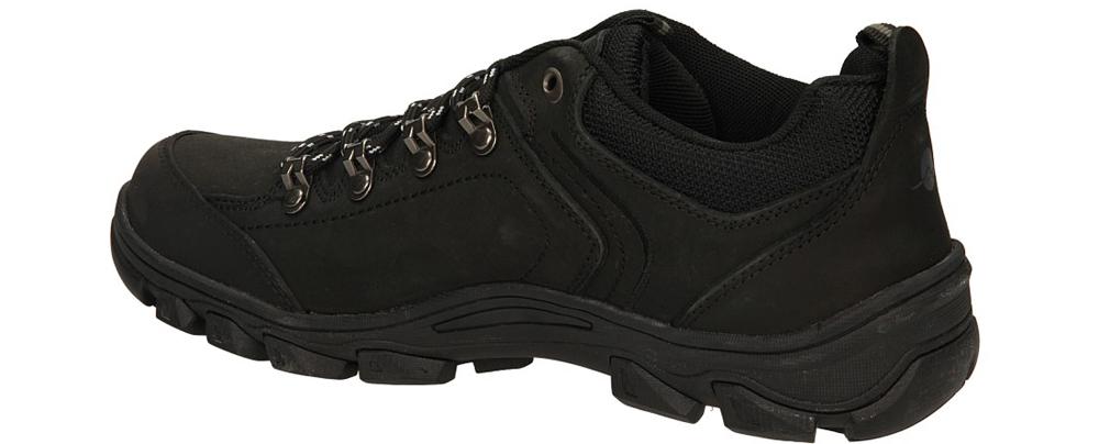 TREKKINGOWE MCKEY R13-M-T-22-B kolor czarny