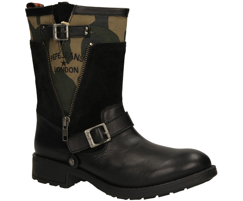 BOTKI PEPE JEANS PFS50330 producent Pepe Jeans