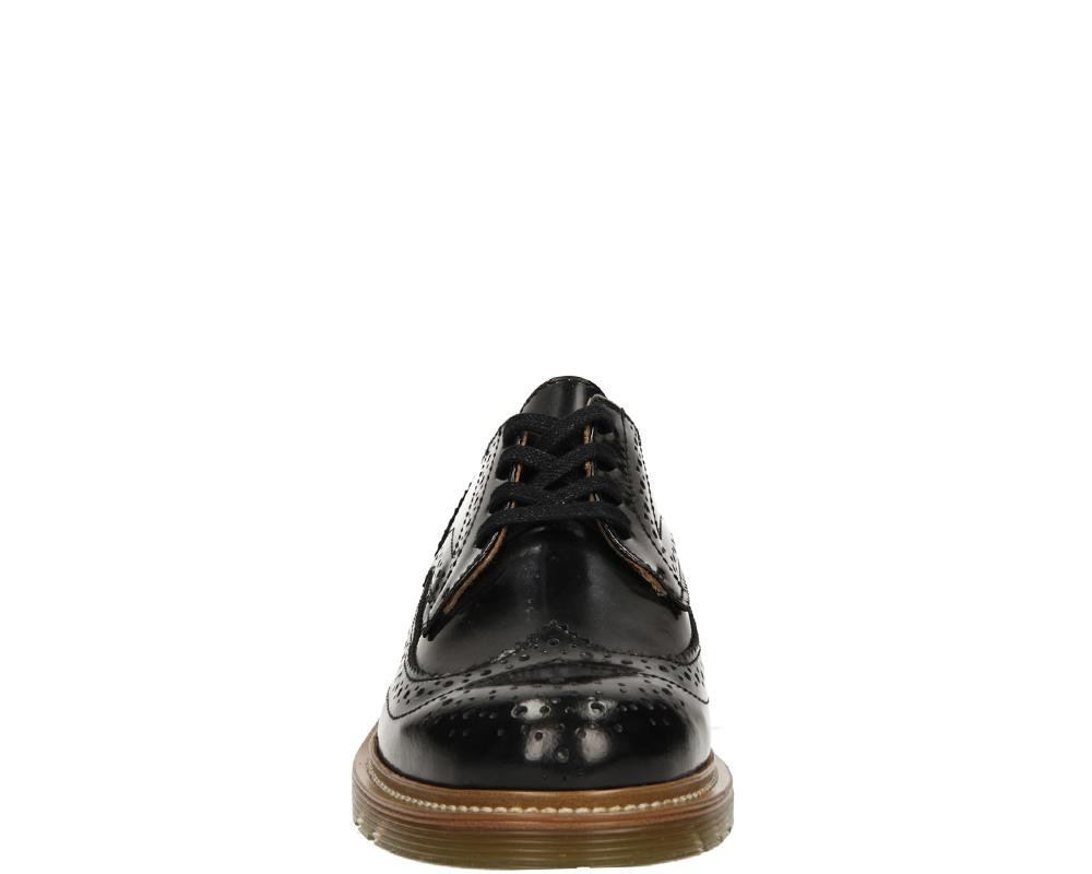 PÓŁBUTY BRONX 65038-A kolor czarny