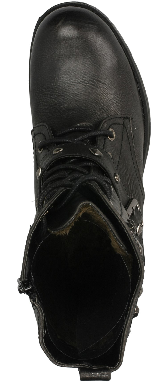 BOTKI CASU 8365 kolor czarny