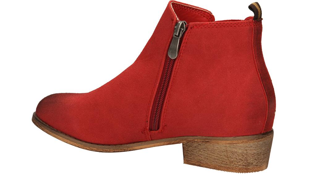 SZTYBLETY CASU 12WD-11/EY kolor czerwony