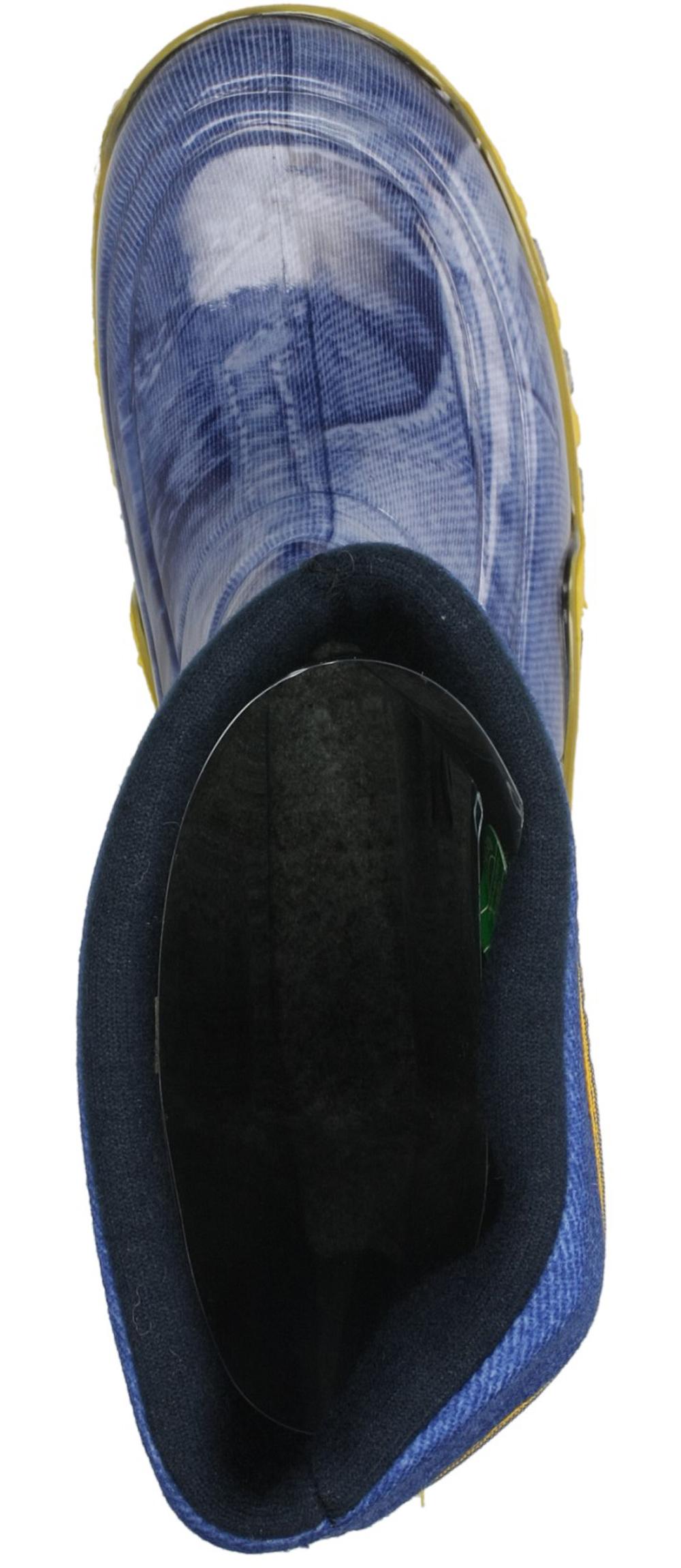 KALOSZE 0025 wierzch guma