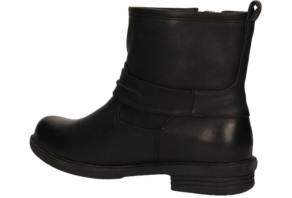 BOTKI CASU LL1349-19 kolor czarny