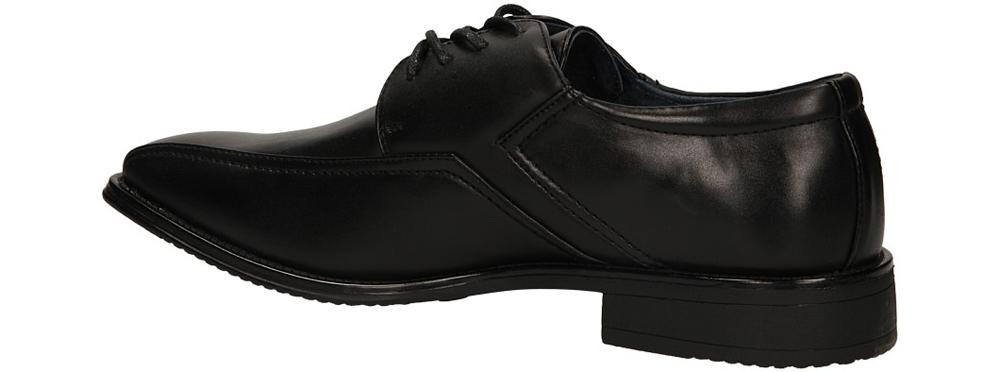 WIZYTOWE CASU 1155-3 kolor czarny