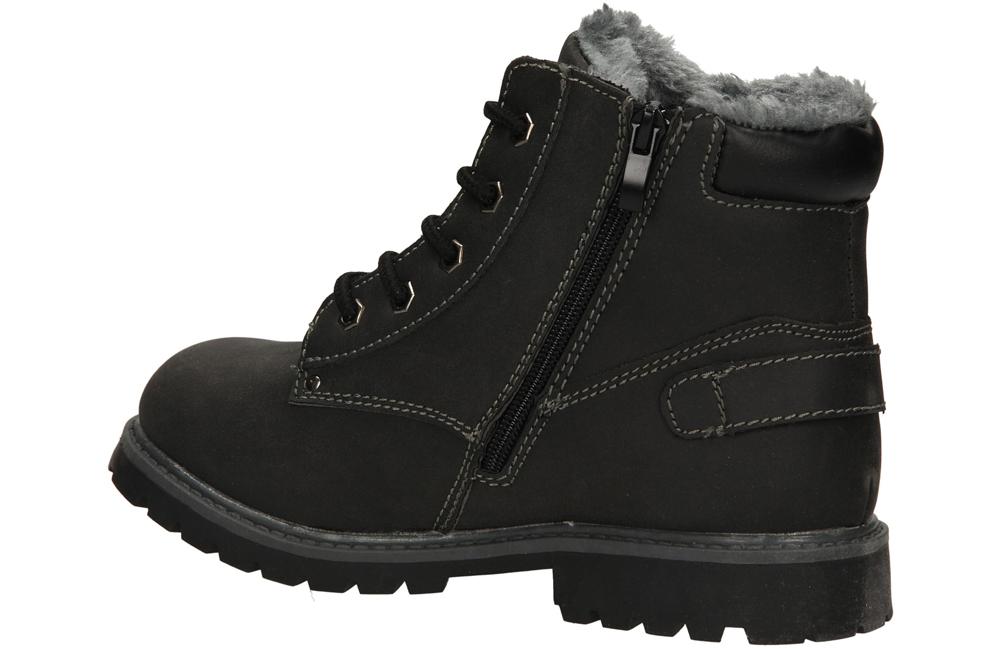 TRZEWIKI 5XC6437-W kolor czarny