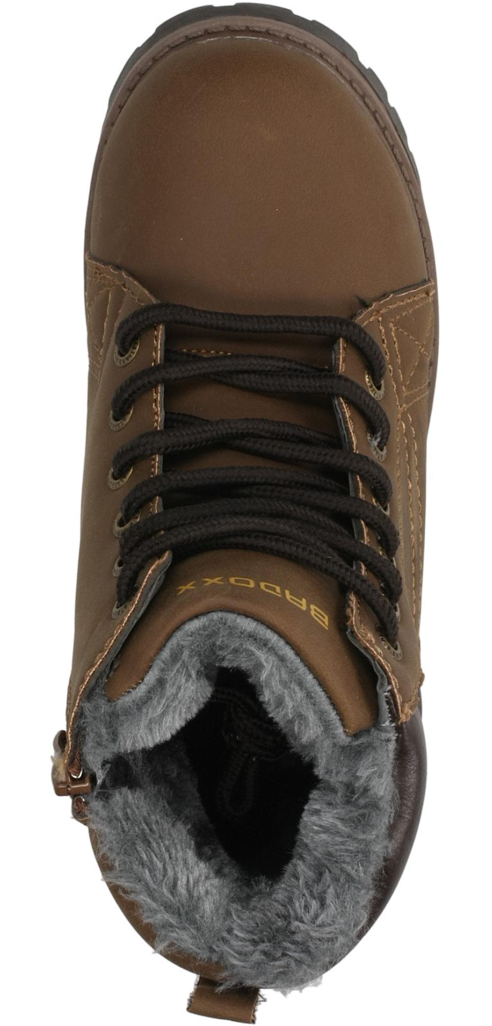 TRZEWIKI 3XC6436-W kolor brązowy