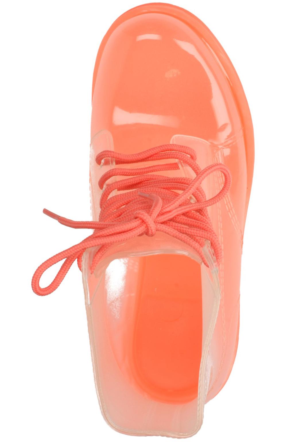 KALOSZE CASU MDX-01 kolor pomarańczowy