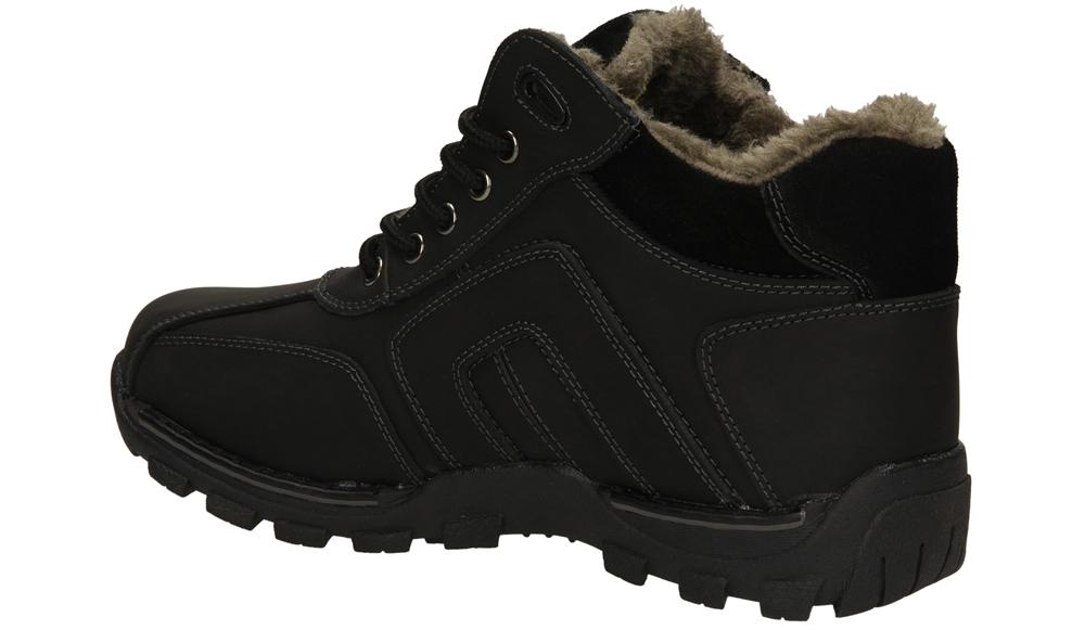 TRZEWIKI CASU MSD8805L-W kolor czarny