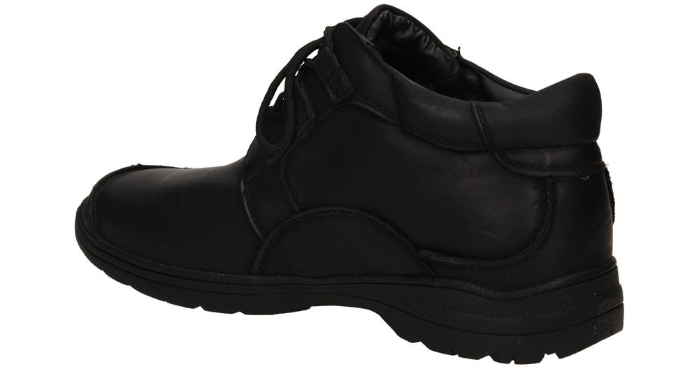 TRZEWIKI CASU 9W-JI81895 kolor czarny