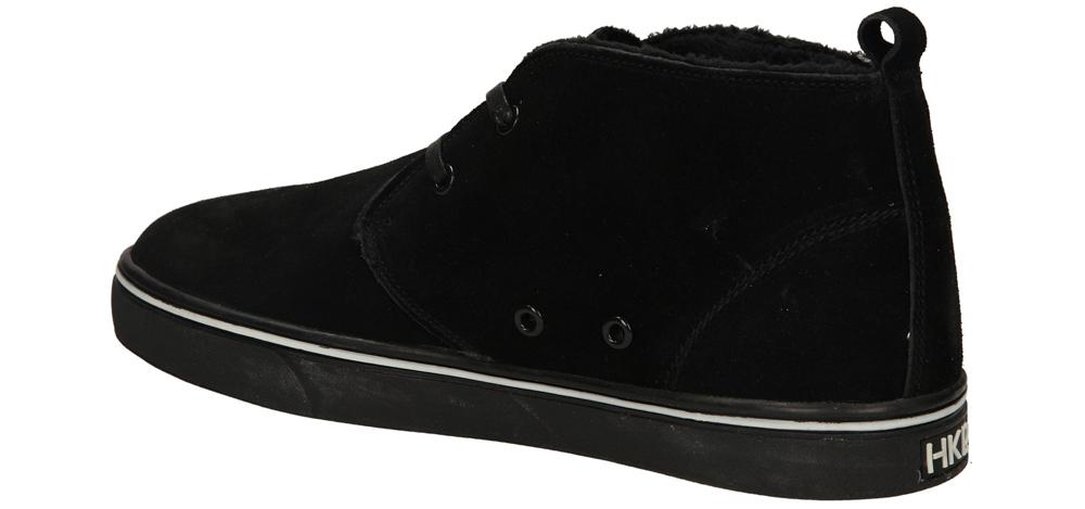 TRZEWIKI CASU 9A-EF15131 kolor czarny