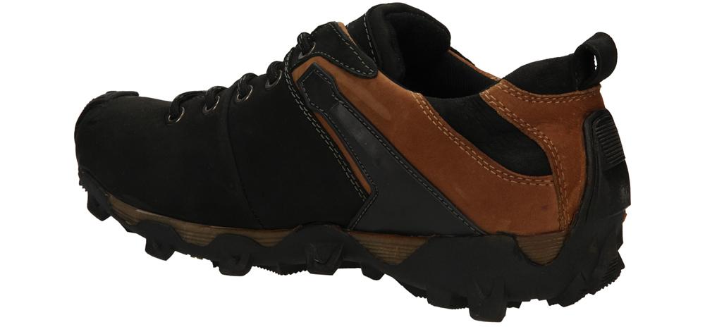 PÓŁBUTY CASU MXC6476-L kolor czarny