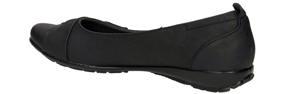 PÓŁBUTY CASU C6043-D kolor czarny