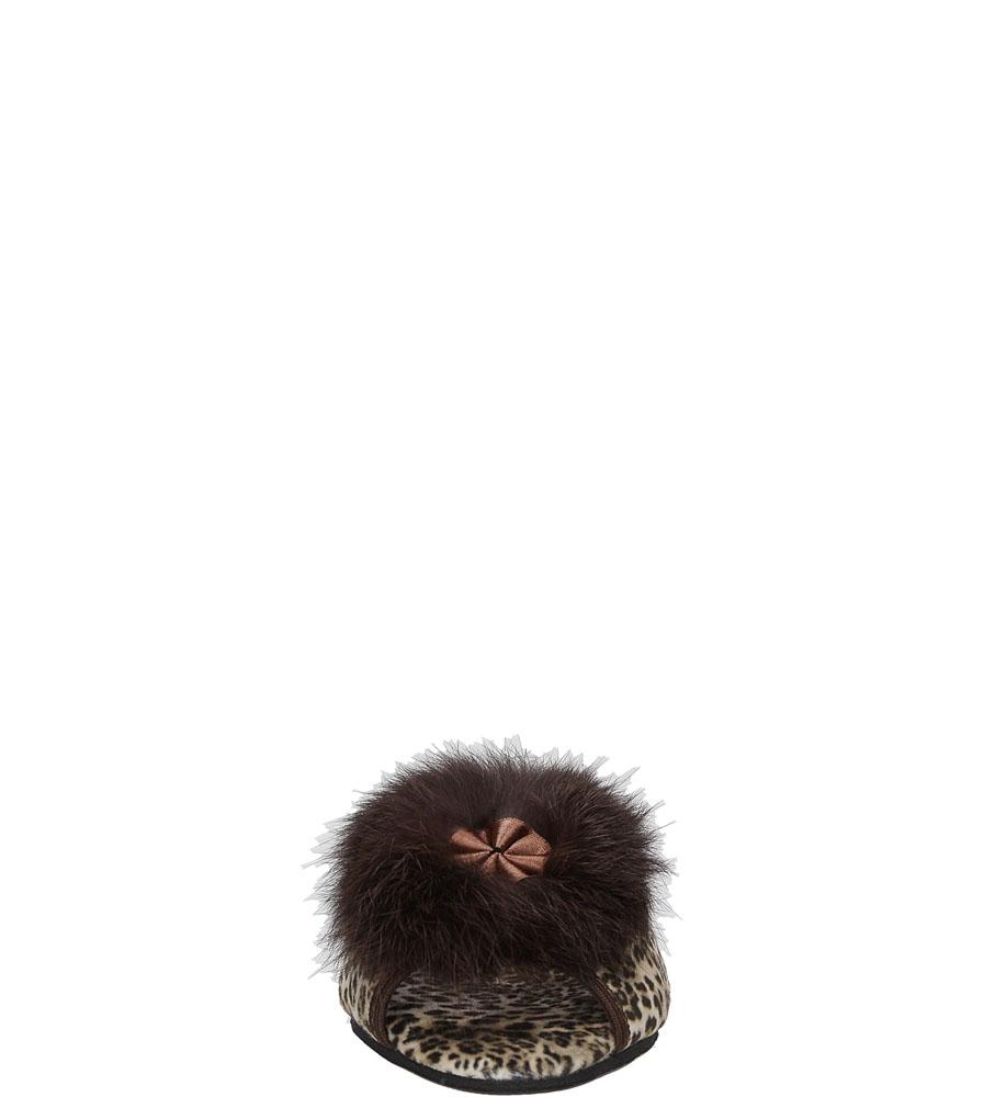 KAPCIE INBLU RR000003 kolor beżowy, czarny