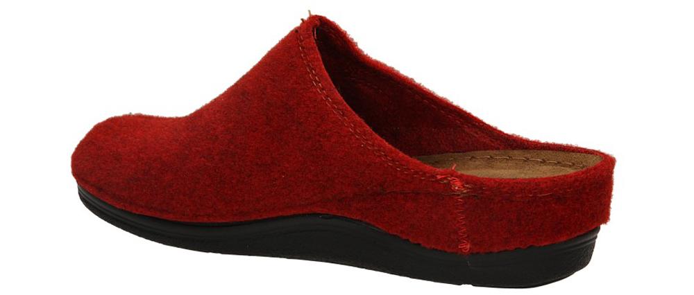 OBUWIE DOMOWE INBLU LF000016 kolor czerwony
