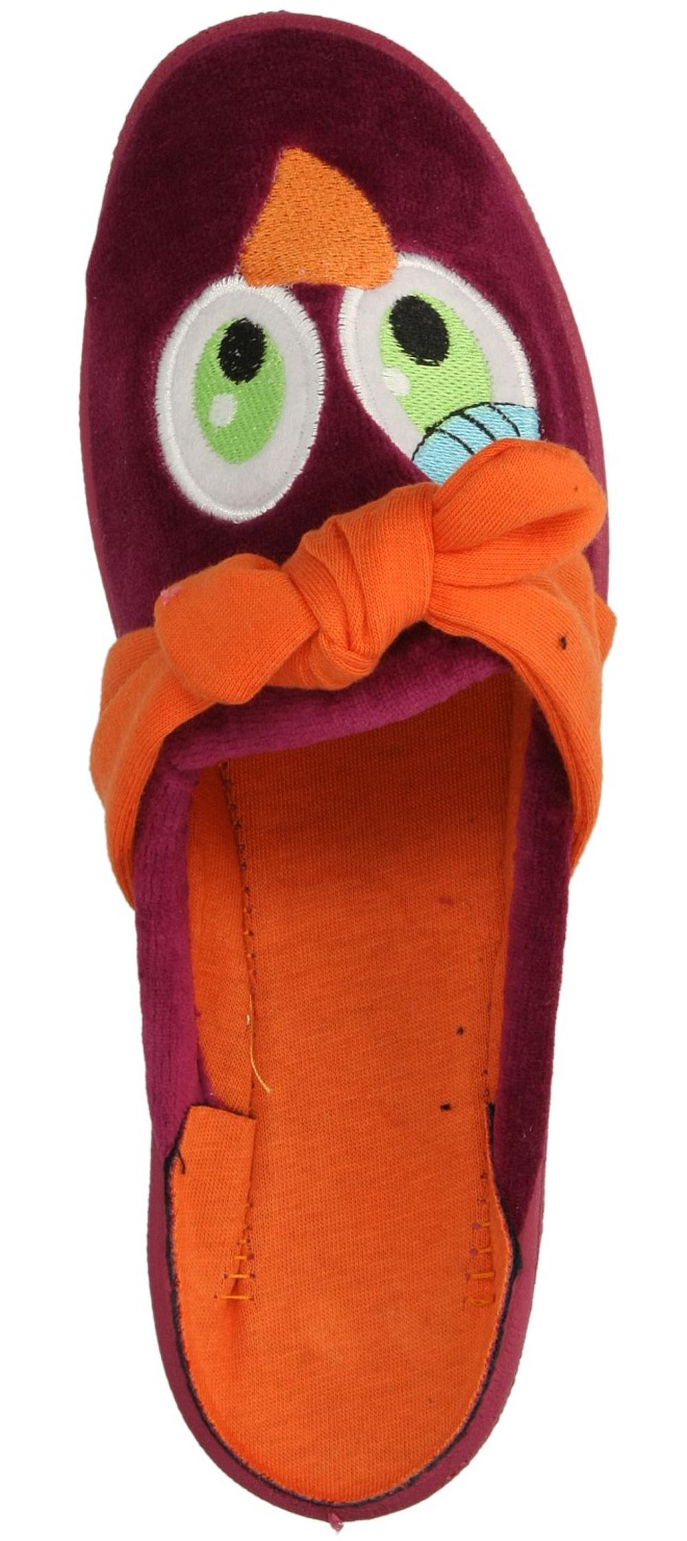 Dziecięce OBUWIE DOMOWE BEFADO 707X334 pomarańczowy;różowy;