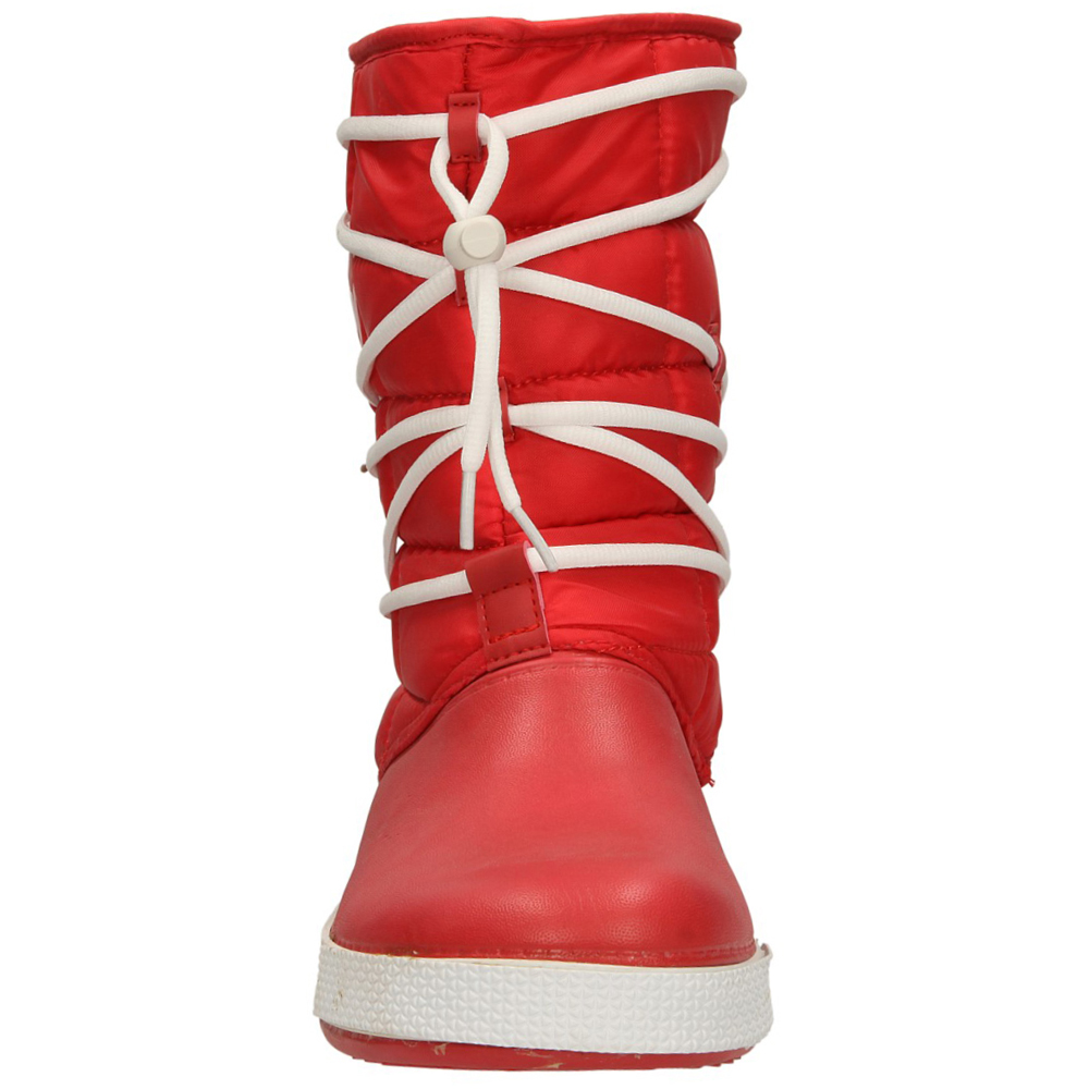 Damskie ŚNIEGOWCE CASU CH75514 czerwony;;