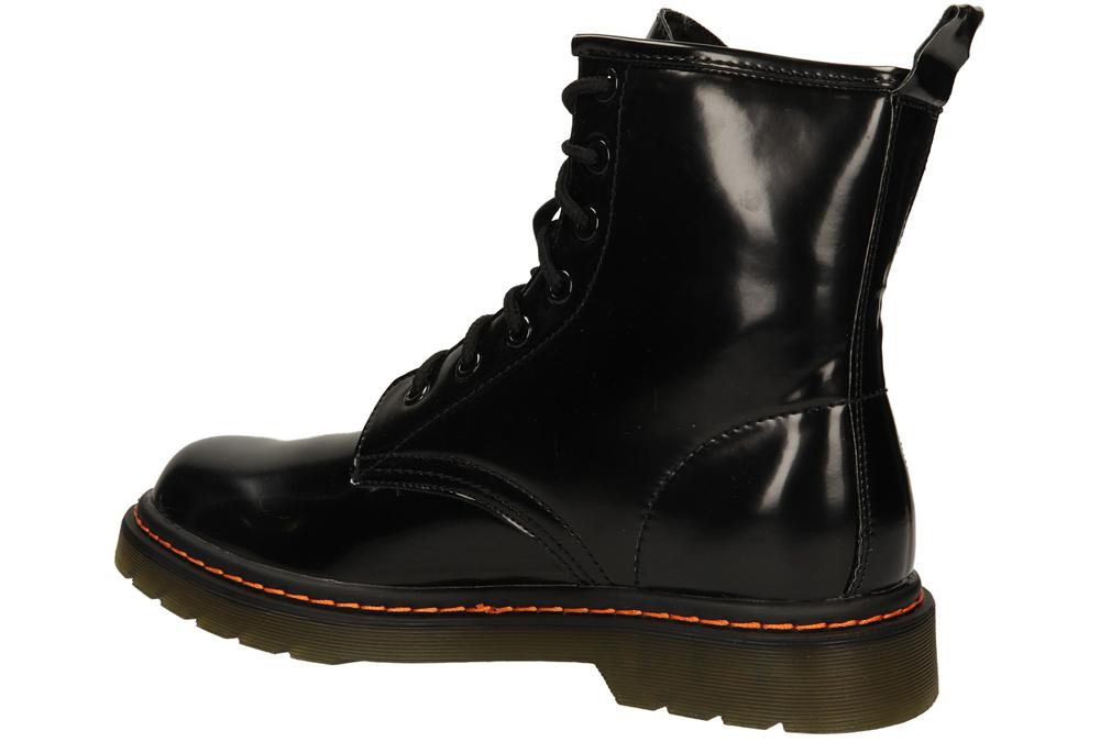 TRZEWIKI CASU AH86024-1 kolor czarny